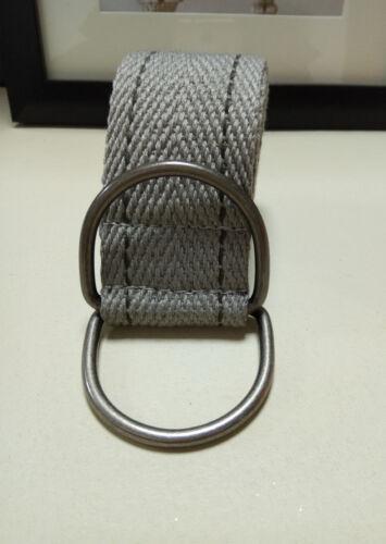 Mens Boys Girl  Military Canvas Waist Belt Casual Plain Web Tactical Waistband
