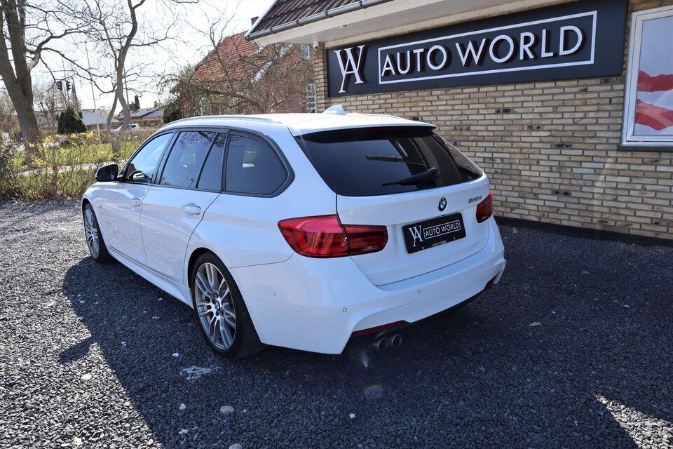 BMW 320d 2,0 Touring M-Sport aut. Diesel aut. Automatgear
