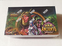 Wow World Of Warcraft Tcg War Of The Ancients Factory Sealed Booster Box
