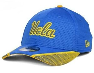 UCLA Bruins New Era 39THIRTY NCAA Training Men s Fitted Cap Hat ... 7562fd4eb03