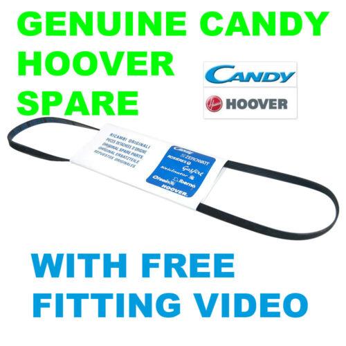 Candy EVO1483DW EVO1492D3 machine à laver Courroie D/'entraînement 5EPJ1225 41039460