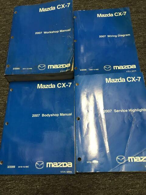 2007 Mazda Cx