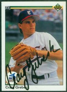 Original-Autograph-of-Craig-Grebeck-of-the-White-Sox-on-a-1990-Upper-Deck-Card