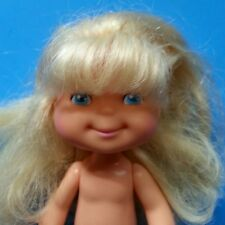 """1988 Cherry Merry Muffin Cupcake 6"""" Doll - Nude"""