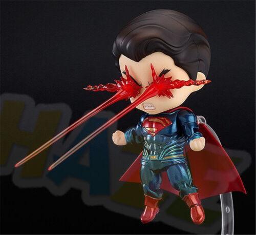 Nendoroid 643# Batman V Superman Justice League PVC Figure Model 10cm