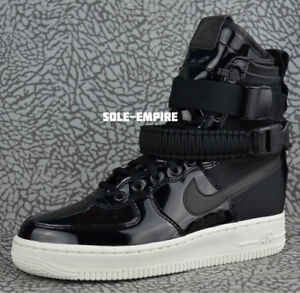 best website d7c55 ec32b Image is loading Nike-W-SF-AF1-SE-Premium-AJ0963-001-