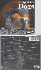 CD-ENGLISH-DOGS-ALL-THE-WORLD-039-S-A-RAGE