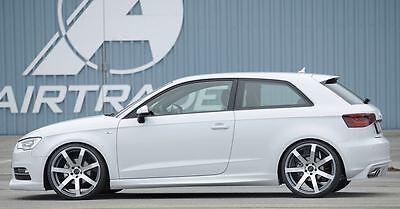 Rieger Seitenschweller für Audi A3 8V 5-türer Limousine/ Sportback incl. S-Line