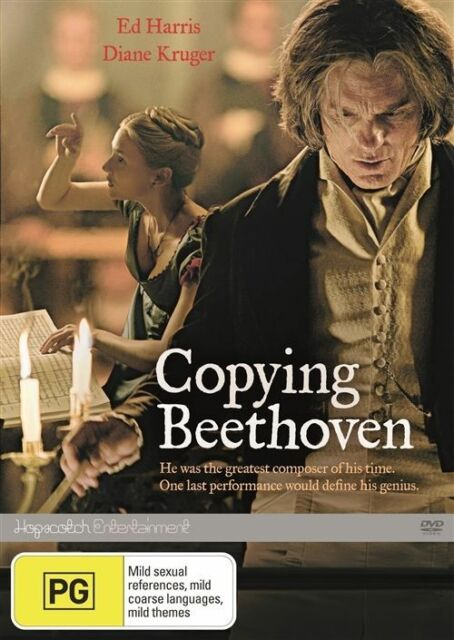Copying Beethoven (DVD, 2012)