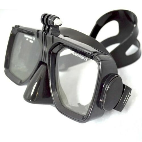 Sold From Australia CamGo Diving Mask for GoPro with Purge Snorkel
