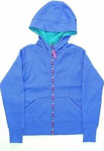 2 of Kirkland Signature Girls/' Long Sleeve Sweatshirt Pullover-PBLUE S 7//8
