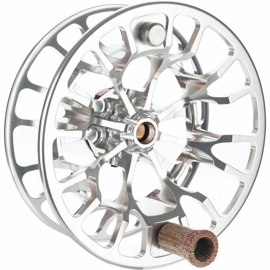 SPARE  SPOOL FOR NEW ROSS ANIMAS 4 5 FLY REEL IN PLATINUM COLOR 4-5 WEIGHT ROD  credit guarantee
