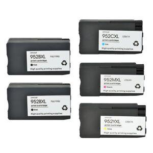 12PK 952XL Cyan Ink Cartridge for HP Officejet Pro 8728 8730 8734 8735 8736 8740