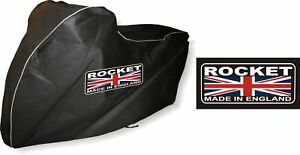 Motorcycle-Bike-cover-Indoor-Dustcover-fits-Triumph-Rocket-3-111-Touring