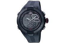 Q&Q Mens Dual Force Analogue Digital Chronograph Strap (GV54J002Y)