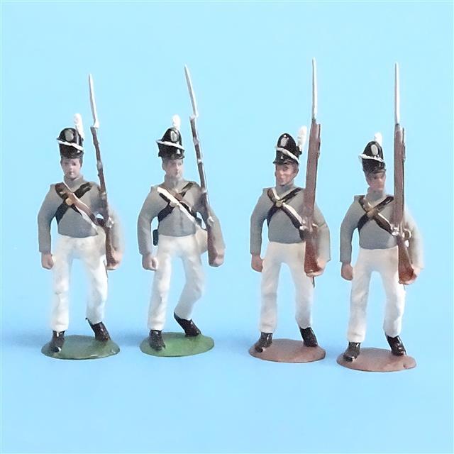 CORD-A0170 - Scotts Brigade Marsch (4 Stücke) - Krieg von 1812