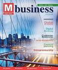 M: Business by Linda Ferrell, O C Ferrell, Geoffrey Hirt (Paperback / softback, 2016)