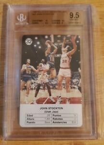 1988-Fournier-NBA-Estrellas-John-Stockton-32-BGS-9-5