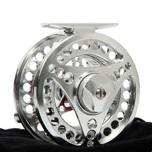 3-4-5-6-7-8-9-10WT-CNC-Machined-Large-Arbor-Fly-Reel-Combo-Fly-Fishing-Line