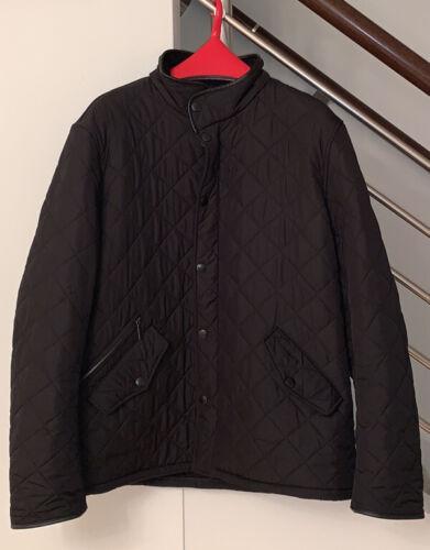 Barbour Powell Jacket - Men's - Size XXL - Black