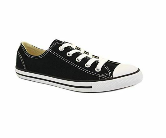 Converse Silver Upper: 100% Synthetic Lining: 100% Textile