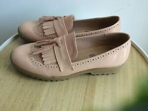 Chaussures Derby/ Chaussures femme/ Mocassin femme/ Chaussures plates