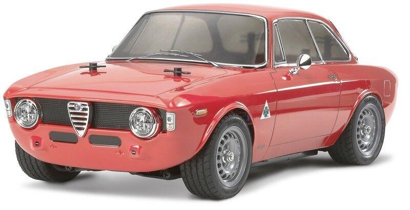 Tamiya Alfa Romeo Gulia Sprint GTA 1 10 m-06 kit con regulador de viajes - 300058486