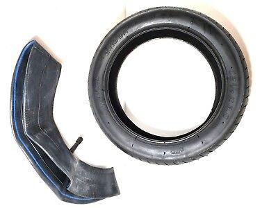 TIRE AND INNER TUBE SET SIZE 12.5X3.0 FOR CURRIE SCHWINN STREET V-GROOVE SCOOTER