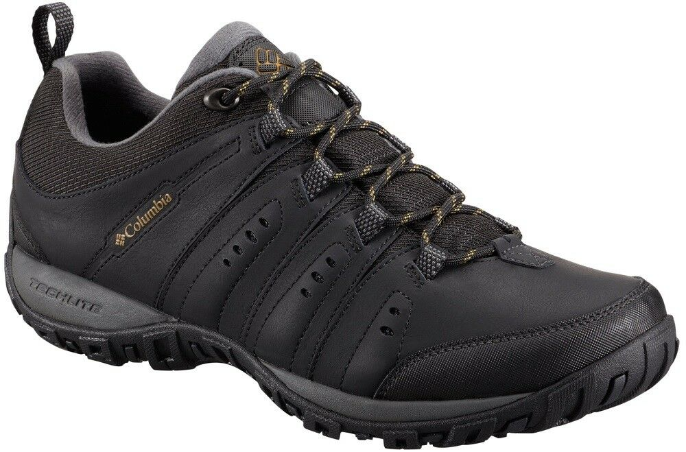 new arrival 688a2 98bd7 COLUMBIA Woodburn II Waterproof 1553001010 Outdoor Athletic Trainers shoes  Mens