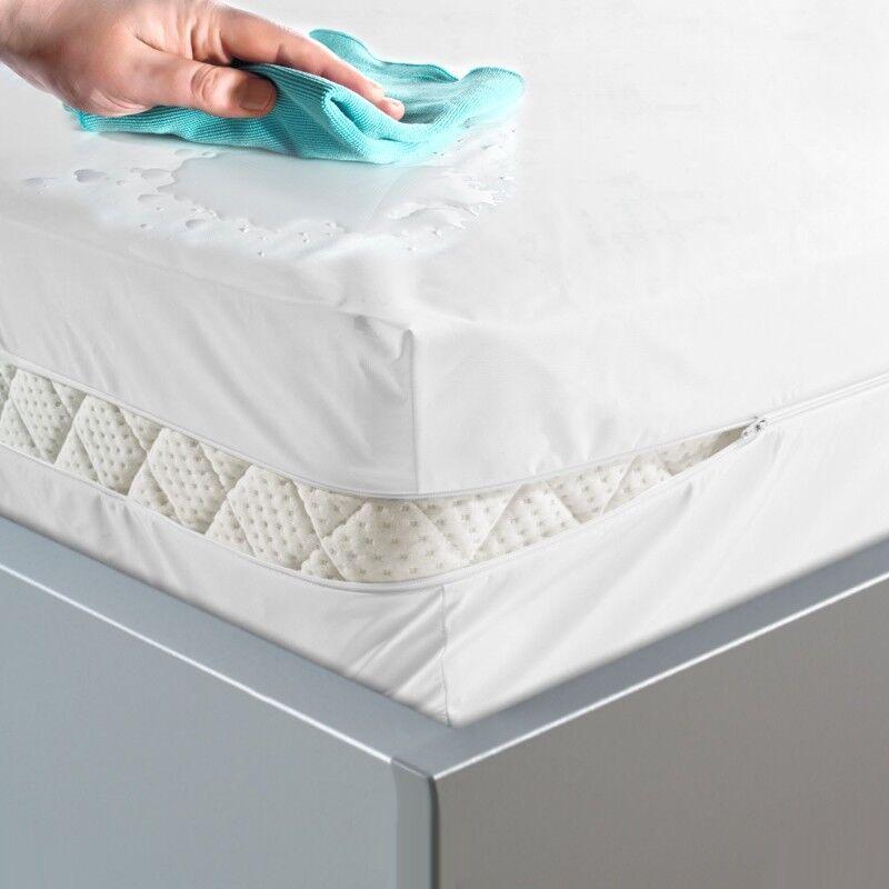 BNP Bed Care Matratzenbezug Rundumbezug Safety mit Nässeschutz stretch elastisch