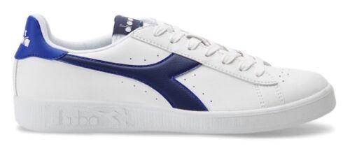 Game Stan Baskets Sport Smith Chaussures Cuir Diadora Blanc Homme P Casual De dqfZY