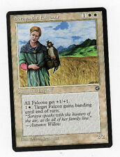 Soraya the Falconer - Homelands - 1995 - Magic the Gathering