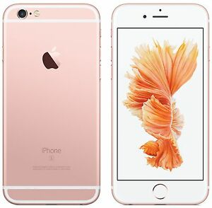 APPLE-IPHONE-6S-16GB-ROSA-GRADO-AB-ROSE-GOLD-RICONDIZIONATO-ACCESSORI-USATO