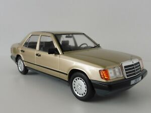 Mercedes-benz-260-e-w124-1-18-modelcar-Group-mcg18098-e-class-oro-metalizado