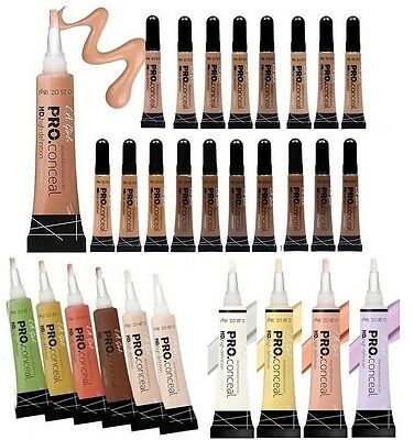 L.A. LA Girl Pro Conceal HD. High Definition Concealer & Corrector
