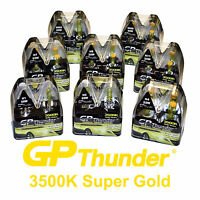 Gp Thunder 3500k Super Gold Halogen Replacement Bulbs Pair 2pcs Promotion