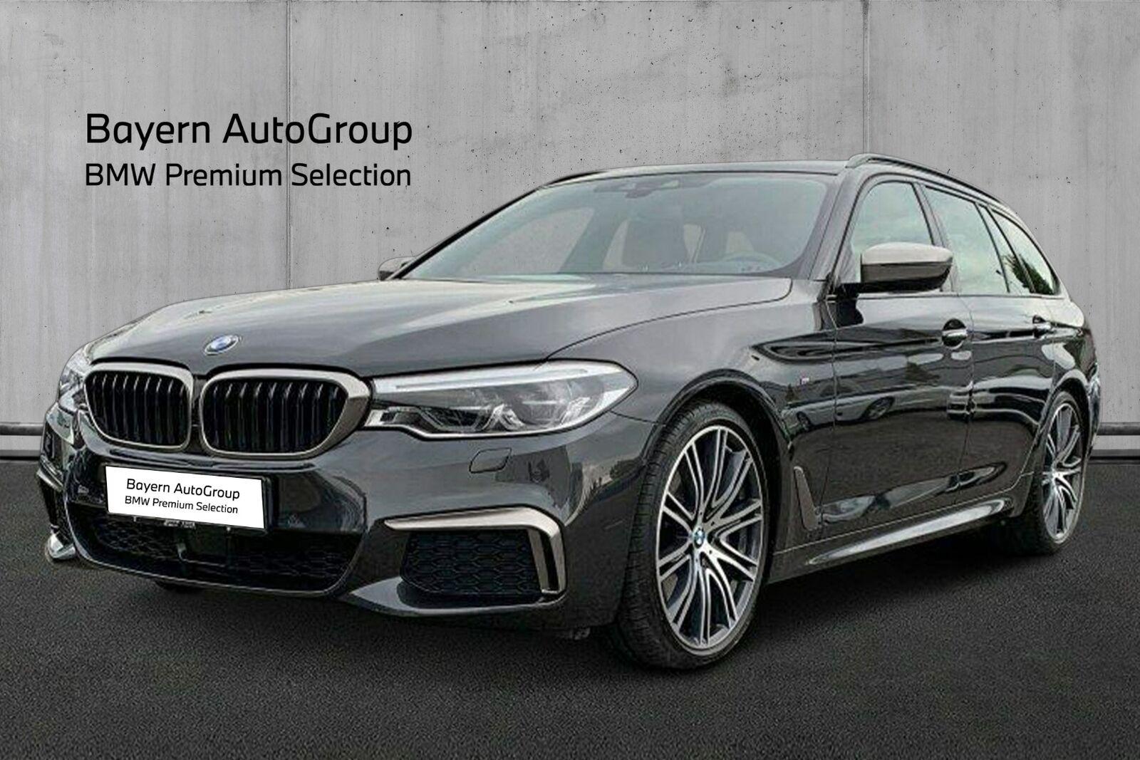 BMW M550d 3,0 Touring xDrive aut. 5d - 4.995 kr.