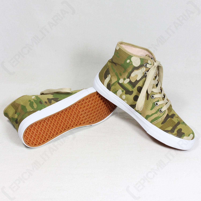 MILTEC style militaire MULTITARN Camouflage shoes de Baseball -