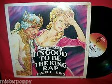 MEL BROOKS It's good to be the King Part 1 & 2 LP USA 1982 MINT-