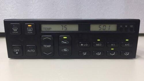 1993 1994 Lexus LS400 Rebuilt Climate Control HVAC WARRANTY /& FAST SHIPPING