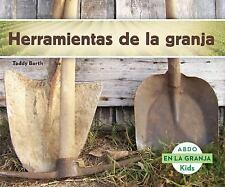 HERRAMIENTAS DE LA GRANJA