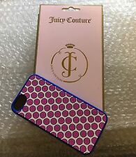 Juicy Couture IPHONE 5 Silicone Case in Original Box Cell Soft Gel
