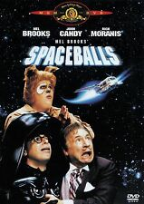 "SPACEBALLS - (""MEL BROOKS' SPACEBALLS"") / DVD - TOP-ZUSTAND"