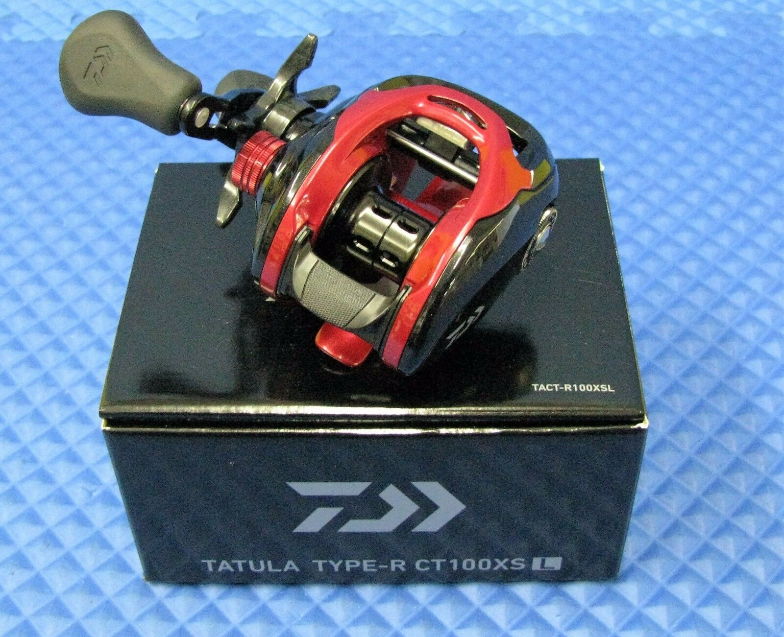 Daiwa Baitcasting Reel With  Double Handle Tatula Type-R CT100XSL TACT-R100XSL  buy brand
