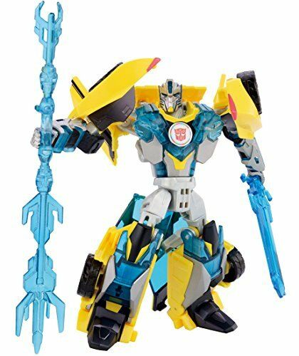 Kb11 Transformers TAV29 Bumblebee Supreme mode   in linea