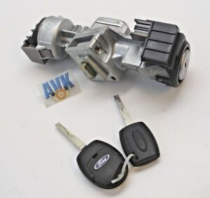 Zuendschloss-2-Schluessel-3M513F880AC-Ford-Focus-C-Max