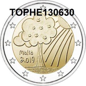 MALTE-COMMEMORATIVE-2019-034-ENFANTS-SOLIDAIRES-034-2-Euro-Neuve-UNC