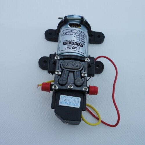 Brand New 12V 4L//Min High Pressure Diaphragm Water Pump For RV// CARAVAN BOAT