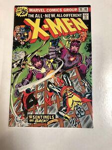 Uncanny-X-Men-1976-98-F-VF-Sentinels