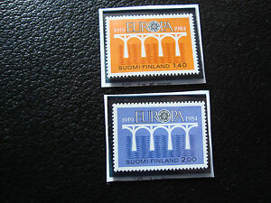 Finland-Stamp-Yvert-and-Tellier-N-908-909-N-A22-Stamp-Finland